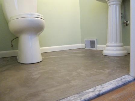 Indoor Concrete Solutions