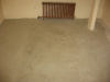 """Before"" Picture of Basement Floor"