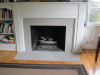 After Picture of Fireplace Resurfacing